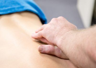 Remedial Massage - Joondalup Sports Remedial Massage Back Stretch